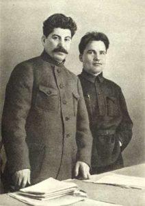 Киров и Сталин