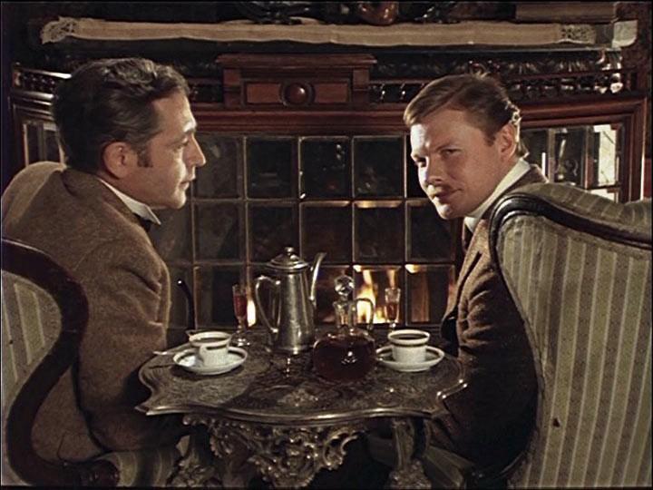 Холмс и Ватсон Пестрая Лента