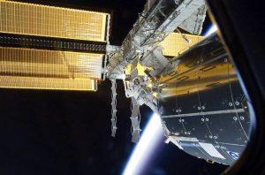 Солнечная панель телескопа Хаббл
