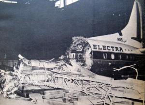 Катастрофа L-188 в Бостоне