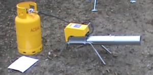 Пушка ZON Mark 4 TELESCOPE с раздвижным дулом
