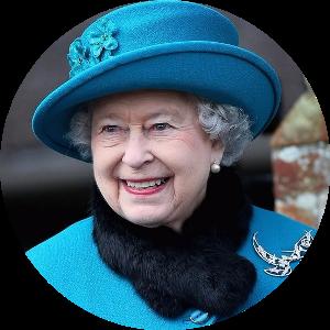 Елизавета II Английская, Королева Великобритании