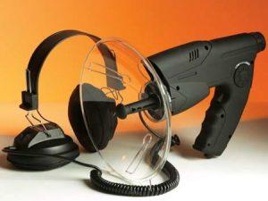 Лазерный микрофон - профессиональное средство прослушки на расстоянии