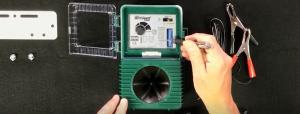 Установку DIP переключателей лучше выполнять специальным инструментом