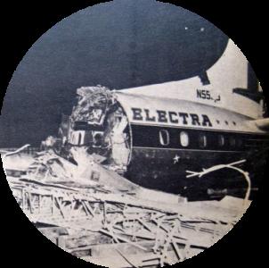 4.10.1960, США, Бостон, Lockheed L-188A Electra 2