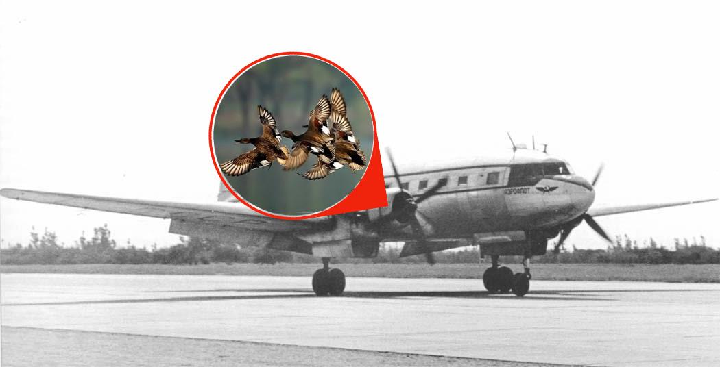 30.04.1953, СССР, Ил-12, Аэрофлот, Москва-Новосибирск, Рейс 35